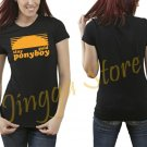 Stay Gold Ponyboy The Outsiders Movie Book Women's Black T Shirt