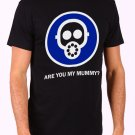 Are You My Mummy Doctor Who Men's Black T Shirt