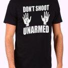 Dont Shoot Men's Black T Shirt