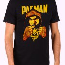 Manny Pacquiao PACMAN Men's Black T Shirt