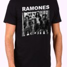 Ramones Band Legend 1 Men's Black T Shirt