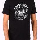 Ramones Men's Black T Shirt