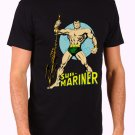 Sub-Mariner Prince Namor Men's Black T Shirt