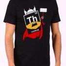 Thorium Men's Black T Shirt
