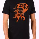 Zero Fox Given Men's Black T Shirt