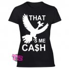 Ho Oh Cash Women's Black T Shirt
