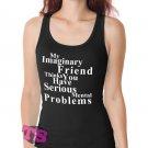 Imaginary Friend Women's Tank Tops