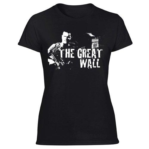 Matt Damon Might Lead Legendary's China-Set THE GREAT WALL Movies Women's Black T Shirt