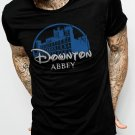 DOWNTON ABBEY Castle Bates Sherlock Men Black T-Shirt Tee