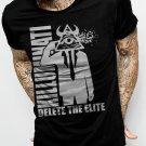 Killuminati Illuminati New World Order Men Black T-Shirt Tee