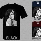 Men T Shirt Amy Winehouse Jazz Music Camden Town Adult T-Shirt S - XXL