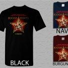 Men T Shirt Boogie Nights - Custom Dirk Diggler Adult T-Shirt S - XXL