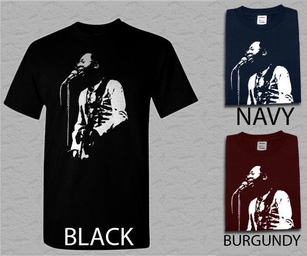 Men T Shirt Curtis Mayfield T-The Impressions Jerry Butler Shirt Adult T-Shirt