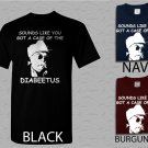 Men T Shirt DIABEETUS Wilford Brimley Adult T-Shirt S - XXL