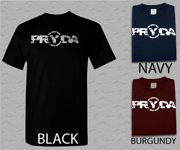 Men T Shirt DJ Pryda Pridz Trance Logo Adult T-Shirt S - XXL