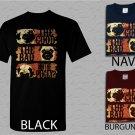 Men T Shirt Good Bad Pugly Adult T-Shirt S - XXL