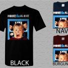 Men T Shirt Home Alone 1990 Macaulay Culkin Adult T-Shirt S - XXL