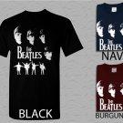 Men T Shirt MEET THE BEATLES MUSIC ROCK PUNK RETRO POP Adult T-Shirt S - XXL