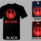 Men T Shirt Ruger Firearms Adult T-Shirt S - XXL