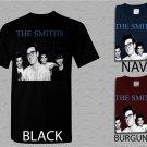 Men T Shirt The Smiths Morrissey Meat Is Murder Rise Retro Vintage Adult T-Shirt