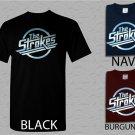 Men T Shirt THE STROKES Metal Punk Rock Band Adult T-Shirt S - XXL