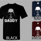 Men T Shirt WHO'S YOUR DADDY DARTH VADER FUNNY DARKSIDE STAR WARS Adult T-Shirt