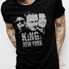 New Hot Inspired Frank White King of New York Men Black T-Shirt Size S - XXL