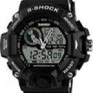 Fanmis Men's Women's Sport Digital LED Watch C
