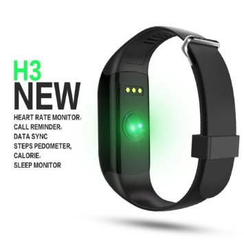 Mofek Fitness Tracker with Heart Rate Monitor,Waterproof Bluetooth Smart Watch