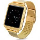 Asun i95 Android 4.3 Bluetooth 4.0 Smart Watch with WIFI IP65 Heart Rate Monitor (gold)