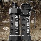 Flashbang Pump Dispenser - All Black Empty