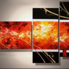 Modern oil painting-Hand painted original palette knife painting on canvas