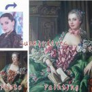 Oil Painting-Custom original oil portrait painting from your photos-Hand painted paintings on canvas