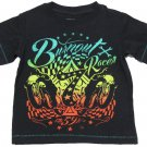 Z Boyz Wear by Nannette Boys size 4T Burnout Racer T-shirt Short Sleeve Car Tee Shirt