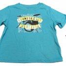 Kenneth Cole Reaction Baby Boys 24 Mos Blue Band Tee Shirt Short Sleeve T-shirt
