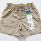 Okie Dokie Baby Boys Beige Shorts Cotton 6 Months New