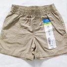 Okie Dokie Baby Boys Beige Shorts Cotton 6 Months New