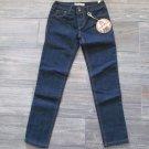 Domaine Girls size 10 Comfort Stretch Skinny Jeans Dark Blue New