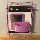LockerMate 3-piece Locker Kit Pink