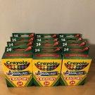 Crayola Crayons 24-count Box Bulk Lot