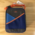 Thermos Insulated Upright Lunch Kit Box Bag Blue