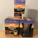 OFF! Mosquito Lamps and Refills