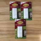 3M Command Damage-Free Hanging Strips 3-pack