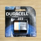 Duracell Ultra Lithium Photo Battery 6 Volt 223