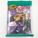 Crayola Pop Art Pets! Coloring Set