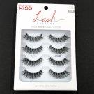 KISS Lash Couture Faux Mink Collection Jubilee 4-pair