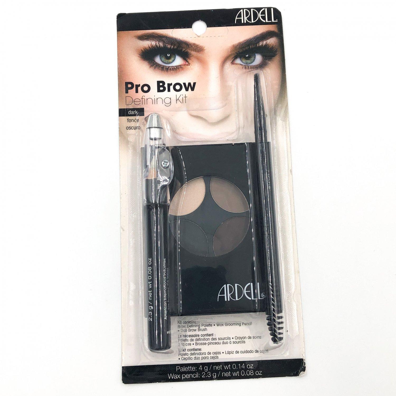 Ardell Pro Brow Defining Kit Dark