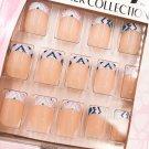 Fing'rs Flirt Designer Collection Nails Short Aztec Tips 31720