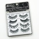Ardell Glamour Variety Pack Faux Lashes 105 415 601 Wispies