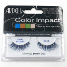 Ardell Color Impact Blue Demi Wispies Faux Eye Lashes